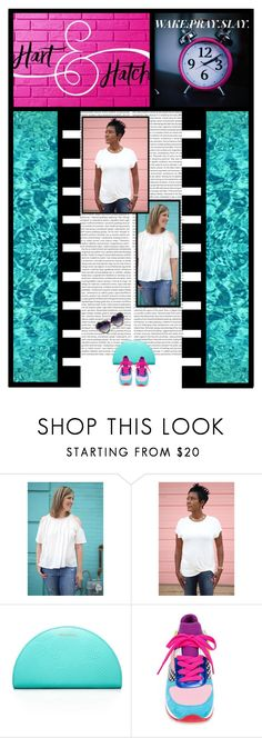 """""""Hart and Hatch Boutique (20)"""" by irresistible-livingdeadgirl ❤ liked on Polyvore featuring Tiffany & Co., Dolce&Gabbana, StreetStyle, Summer, Pink, bright and polyvorefashion"""