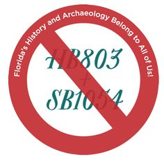"FPAN's ""Oppose HB803"" graphic. (Image credit: FPAN.)"