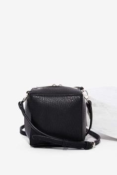 Wear and Square Mini Crossbody Bag - Sale : Newly Added