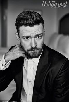 It's not easy: Justin Timberlake has candidly admitted he struggled with fatherhood at first in a new interview with The Hollywood Reporter