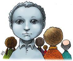 El Síndrome de Asperger explicado en 6 minutos con dibujos animados.