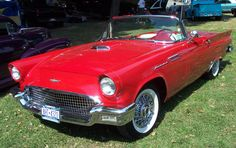 1957 t bird red  Maintenance/restoration of old/vintage vehicles: the material for new cogs/casters/gears/pads could be cast polyamide which I (Cast polyamide) can produce. My contact: tatjana.alic@windowslive.com