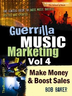 Music marketing for indie musicians