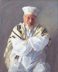 Robert Hannaford - Rabbi Raymond Apple is chief Rabbi at the Great Synagogue in Castlereagh Street, Sydney.