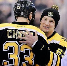 Chara and Gronk