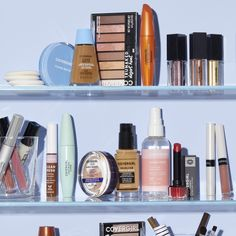 The COVERGIRL collection 😍 Eyes Lips Face, Shelfie, Olay, Makeup Tools, Covergirl, Eye Makeup, Eyeshadow, Lipstick, Beauty