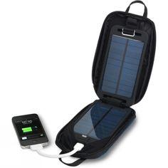 The SolarMonkey Adventurer solar power gadget charger.