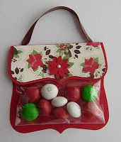 Top Note Christmas Purse