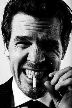 Josh Brolin (1968) - American actor. Photo by Michael Muller.
