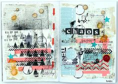 chaos on the paper | Flickr - Photo Sharing!