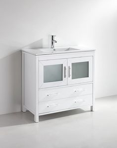 Browse through an assortment sale and clearance items, and find the perfect fit for your bathroom needs at an affordable price. White Vanity, Clearance Sale, Faucet, Locker Storage, Cabinet, Bathroom, House, Furniture, Apartment Therapy