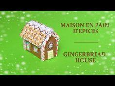 [Stop Motion] Gingerbread house tutorial / Tuto Maison en Pain d'Epices - YouTube