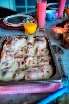 Cinnamon rolls - Sweet Food O´Mine Cinnabon, Cinnamon Rolls, Sweet Recipes, Mashed Potatoes, Baking, Ethnic Recipes, Whipped Potatoes, Cinammon Rolls, Smash Potatoes