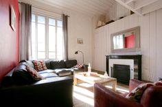 la Maison Balneaire Home, Decor, Fireplace, Places