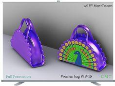 Women bag WB-15 Full Permission