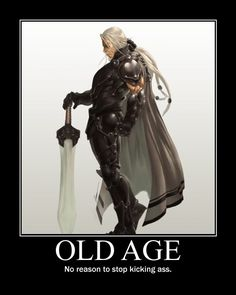 Age means nothing to exalt