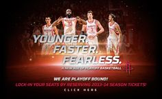 In the 2013-2014 season watch for these young Rockets players to be in the Playoffs again.