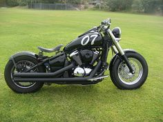 Vulcan 900 bobber. This is what i need to do to mine.