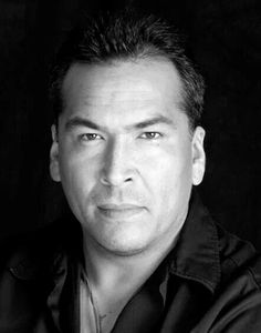 Eric Schweig,  native actor.