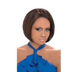 OUTRE SYNTHETIC LACE FRONT WIG- CINDY