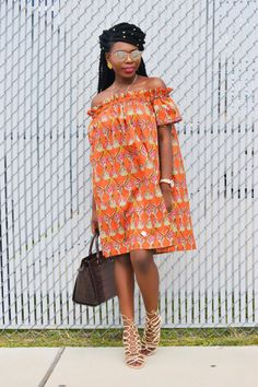 African clothing African fabric Ankara Dress by Shoplolaster African Dresses For Women, African Print Dresses, African Attire, African Wear, African Women, African Prints, African Style, African Inspired Fashion, African Print Fashion