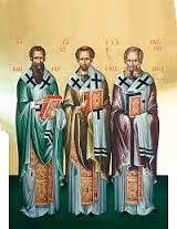 Αποτέλεσμα εικόνας για τρεισ ιεραρχεσ Orthodox Icons, Ikon, Baseball Cards, Education, School, Winter, Website, Parents, Byzantine