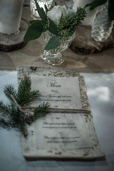 A Snowy Destination Wedding in Austria