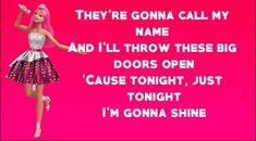 Barbie Song, Big Doors, Songs, Song Books