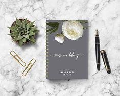 Wedding Planning Notebook Wedding Journal Wedding Notebook