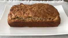 We Tried The Latest Quarantine Food Trend: Peanut Butter Bread - This simple recipe for peanut butter bread is originally from the but the no-yeast bread is - Fruit Bread, Dessert Bread, Bread Food, Chunky Peanut Butter, Creamy Peanut Butter, No Yeast Bread, Bread Baking, Recipe For Peanut Butter Bread, Rock Crock Recipes