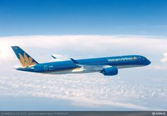 Vietnam Airlines signs MOU for 10 more A350 XWBs  Airbus Press release