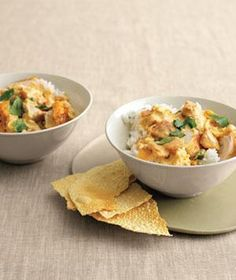 Chicken Curry in a Hurry | RealSimple.com