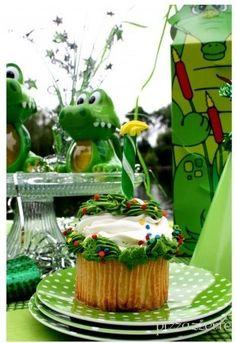 alligator kids party - Google Search