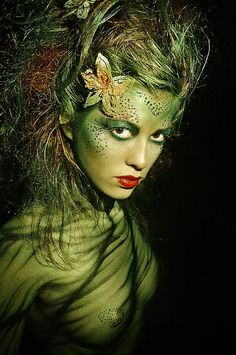 Absinthe Fairy: Photo by Photographer Evgeny Freeone - photo.net