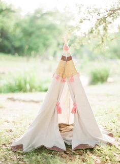 outdoor play tent