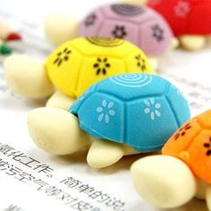 2pcs/lot  New small turtle Style eraser cute,Funny Erasers,Office&Study Rubber Eraser,kids stationery,Wholesale  (SS-291)