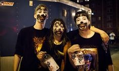 Insane Clown Posse fans are planning a march to demand the FBI stop classifying them as a 'gang'.