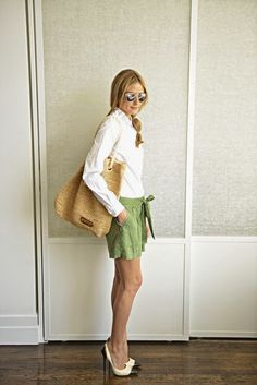 Fashion Inspiration by Olivia Palermo