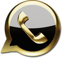 WhatsApp Gold Apk M Wallpaper, Cute Emoji Wallpaper, Unique Wallpaper, Iphone Background Wallpaper, Cellphone Wallpaper, Logo Do Whatsapp, Cute Images For Dp, Free Music Download Sites, Vintage App