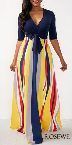 aa9a12e15e09 Cute maxi dress for women at Rosewe.com