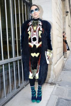 Street Fashion Paris N283, 2017