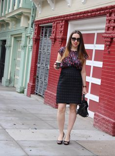 Print Mixing | chelseapearl.com #blog #blogger #ootd #wiw #fashion #style #outfit