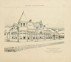 Old Depot.Fort Payne,Al