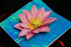 Resultado de imagen para pop up cards flowers flower garden