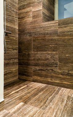 Pavimento per bagno in Pietra naturale.
