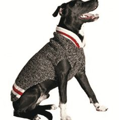 Chilly Dog Boyfriend Dog Sweater, X-Large Large Dog Sweaters, Pet Sweaters, Knit Dog Sweater, Wool Cardigan, Chilly Dogs, Dog Jumpers, Cat Harness, The Perfect Dog, Dog Costumes