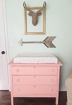OH MY DEERLING: Whimsical Woodland Nursery