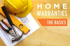 Home Warranties: The Basics. What is a home warranty, how much does it cost and is it right for you?