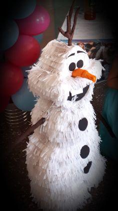 Piñata Olaf