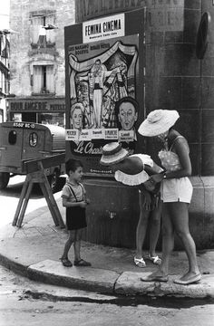 Arles, France - 1959 - Photo by Henri Cartier-Bresson
